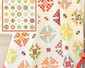 Granny Style quilt pattern from Fig Tree and Co. - fat eighth friendly