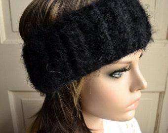 Crochet Headband or Ear Warmer Custom Colors