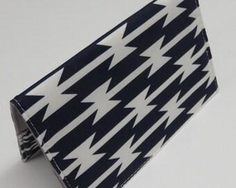 READY TO SHIP - Passport Cover Case Travel Holder - Tomahawk Stripe Arizona - April Rhodes Fabric
