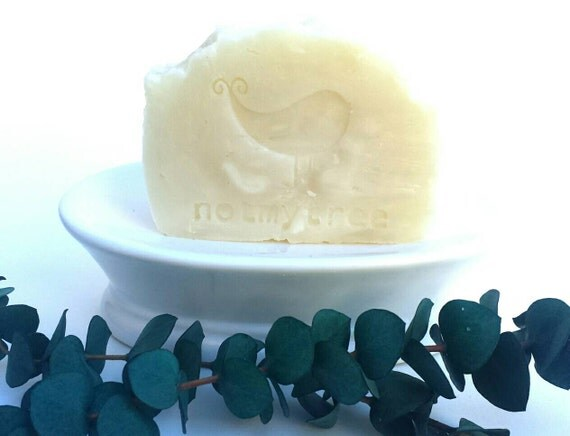 Old Fashioned Vegan Eucalyptus Soap
