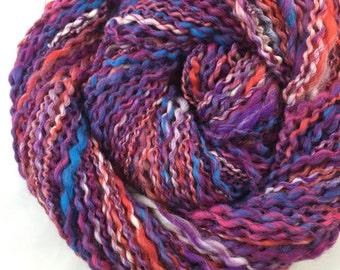 Handspun Yarn 188 yards Merino Corriedale Wool Blend