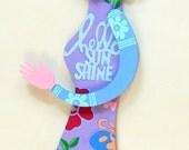 "Susie Sunshine***FREE SHIPPING The ""Wall Buddies"" were just born Jan. 31st"
