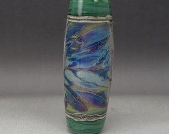 Handmade Lampwork Glass Focal Bead by Jason Powers SRA