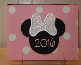 Minnie Mouse in Light Pink