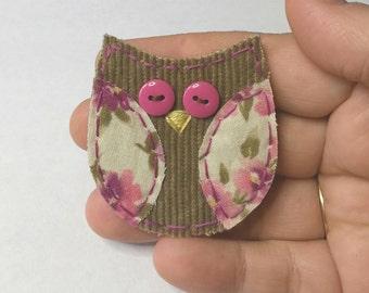 Owl Badge Reel, Owl Badge Card Holder, Owl, ID Holder, Nursing Name Badge Holder, Badge Reel, Retractable,Lanyard
