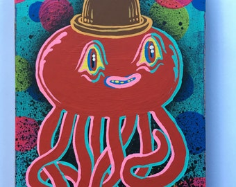Octopus polkadot derby