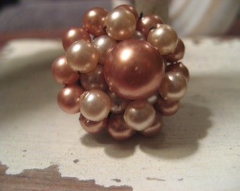 1950s Cluster Ring