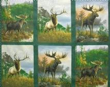 Elk Fabric By Hautman