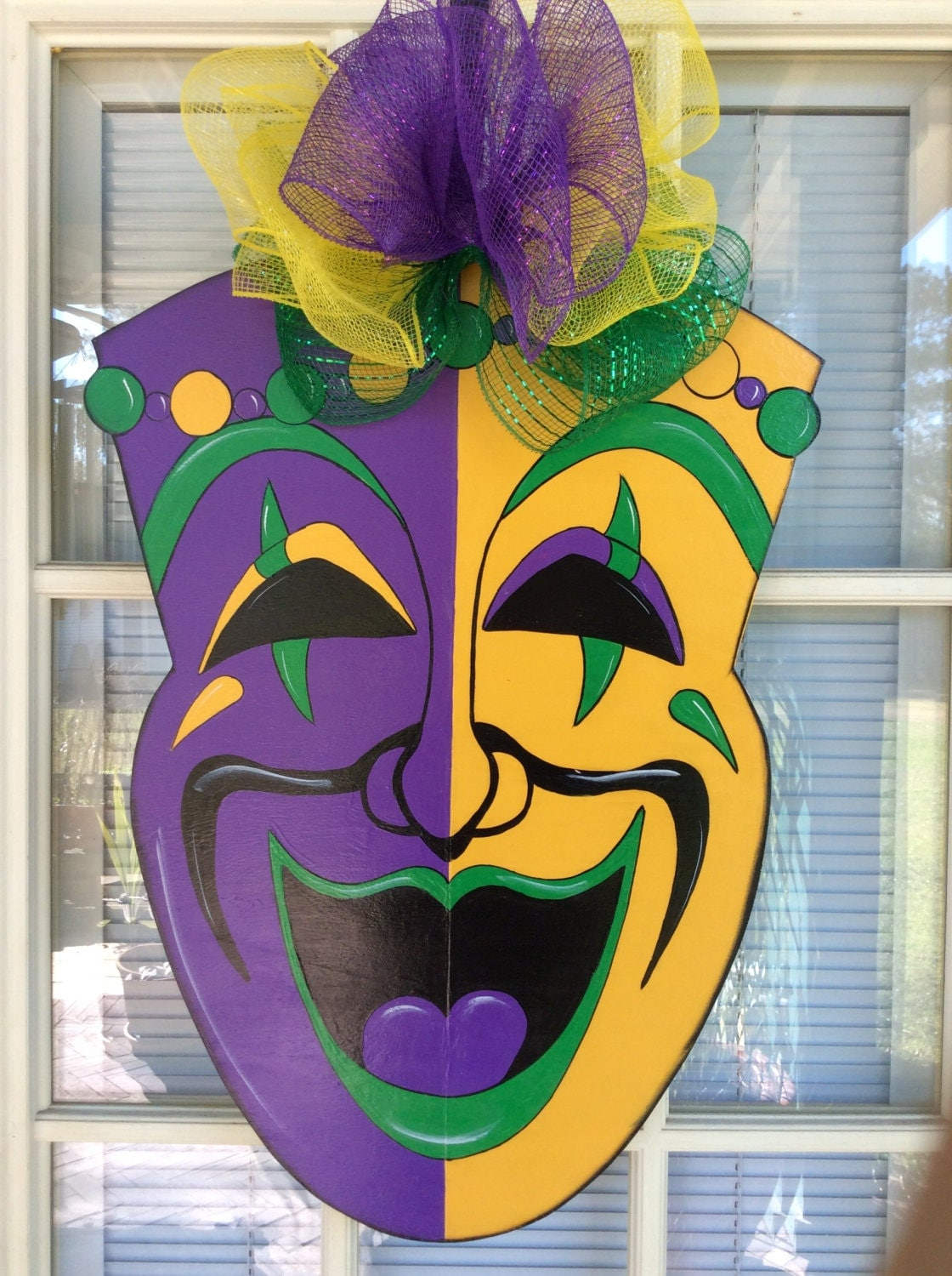 Exelent Mardi Gras Wall Decorations Image Collection - Wall Art ...