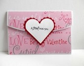 Gift Card Holder Valentine a Treat for You