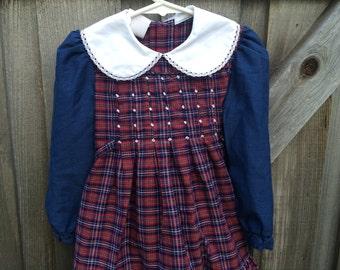 Polly Flinders Dress 4T/5T