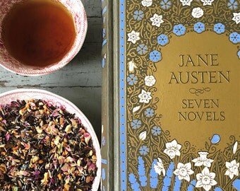 Tea Time With Mr. Darcy - This Tea Like Mr. Darcy Is Pleasantly Elite & Finishes With A Lingering Citrusy Sweetness