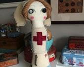 Reserved Listing: Sarah the WWI Nurse for JM