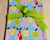 Set of 4 Reversible Placemats Ready to Ship Immediately