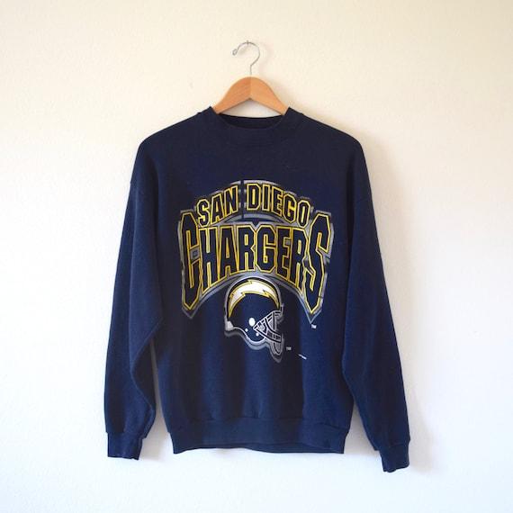 Vintage 90s San Diego Chargers Sweatshirt