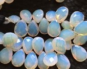 1/2 strand of opalite hydro quartz WHOLESALE 18.00