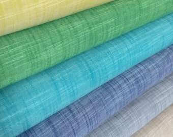 SALE fabric, Manchester Cotton, Apparel fabric, Quilt fabric, Robert Kaufman- Bundle of 6 fabrics, Choose the Cuts, Free Shipping Available