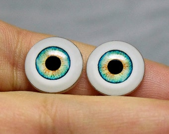 Doll eyes 12mm AD color Rain