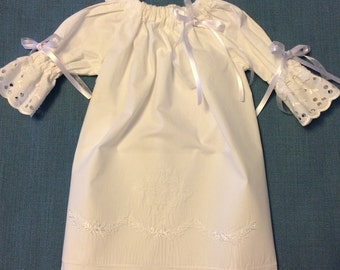 Infant Christening, Baby Dedication or Baptismal Gown  0-3 months