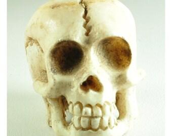 Skull pendant | dia de los muertos skull | skull charm | DOD