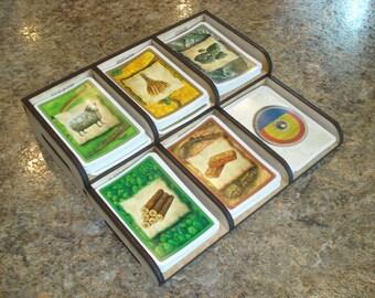 Card Holder - Settlers of Catan