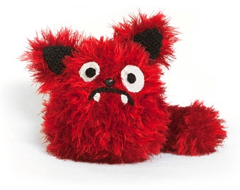 Crochet Pattern Boris the Cat amigurumi PDF