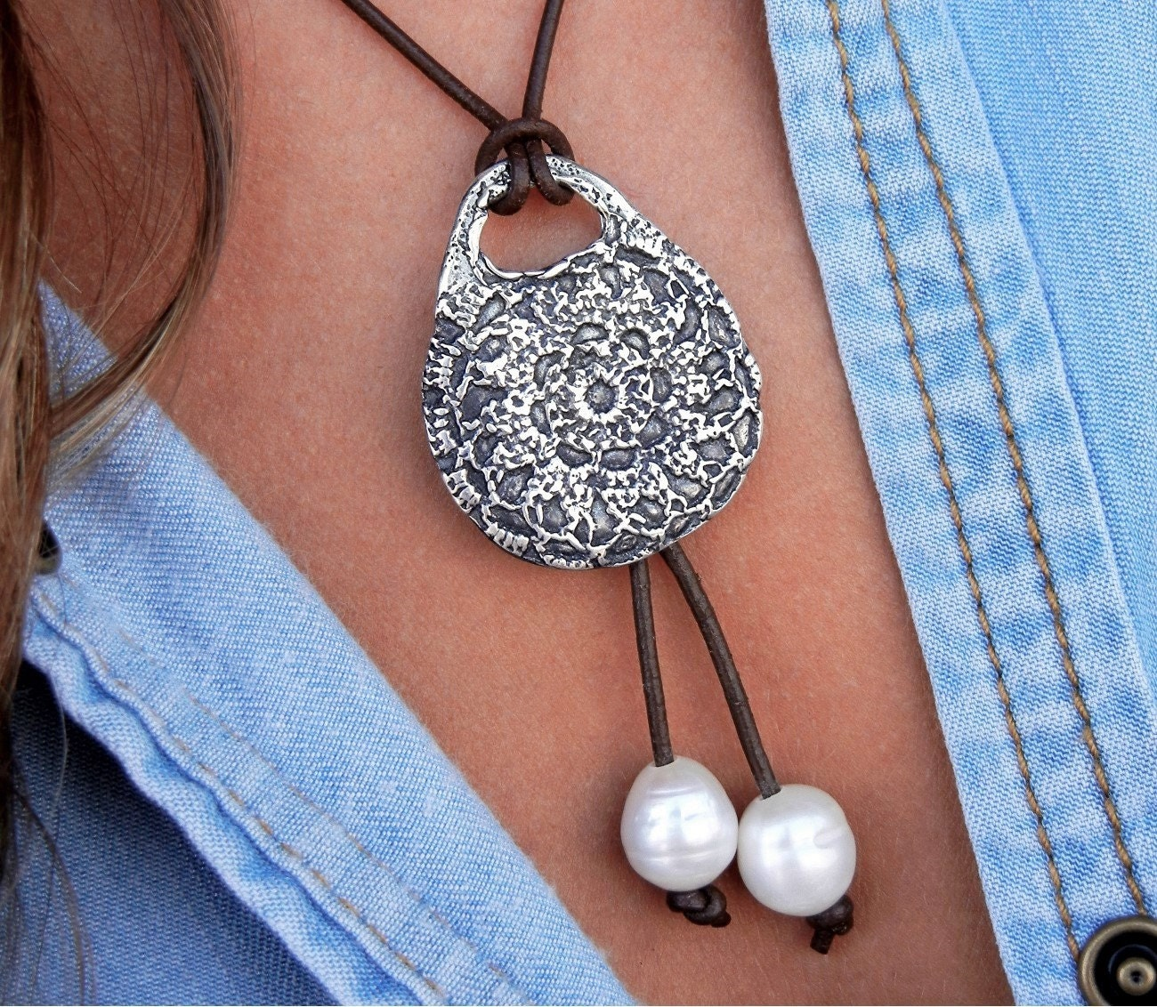 Boho Jewelry Bohemian Necklace Boho Chic Necklace Bohemian