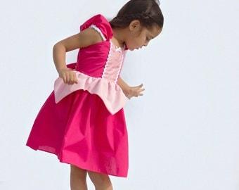 Sleeping Beauty dress Princess Aurora dress Princess dress