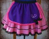 Cheshire cat maid cosplay skirt