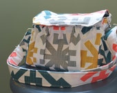 New! MEDIUM size Digital Padded Camera Bag by Watermelon Wishes
