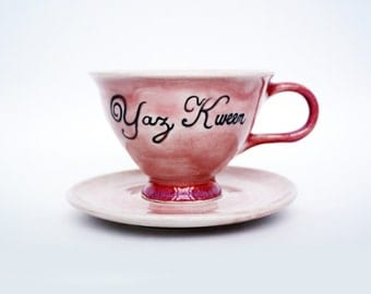 A Saucy Tea Cup Made Just For You! (Mature Language)