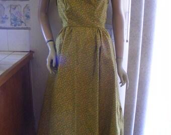 Sundress rockabilly Hermans  Vintage Cotton  S USA + bolero