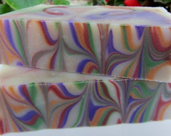 Purely Patchouli Handmade Cocoa Butter Soap