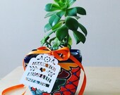 "Laser Cut Tags (20 tags) for Maracas or Party Favors ""Shake at the Kiss"" ""Shake for a Kiss"" ""Thank You"" ""Amor"""
