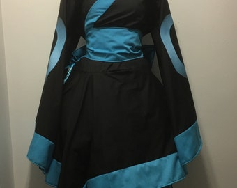 Umbreon Kimono Dress