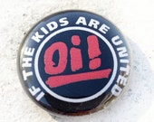 If the kids are United Oi! 1 inch Button