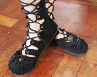 leather sandals handmade leather sandals suede boots leather boots tribal boots