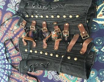 Handmade corset, Renaissance Fair beauty!