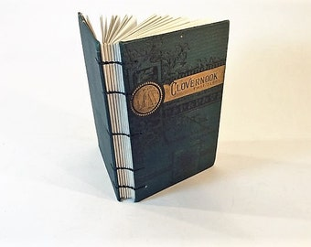 Vintage Wedding Guest Book Literary Wedding Theme
