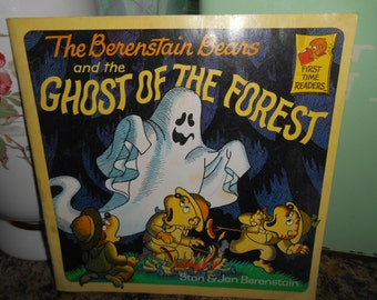 1988 The Berenstain Bears and the Ghost of the Forest by Stan and Jan Berenstain