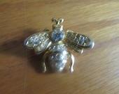 rhinestone honey bee