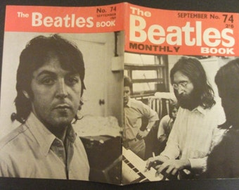 September 1969 Beatles #74