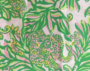 Lilly Pulitzer Seeking Pink Elephants   - Do Not Purchase, please read listing details