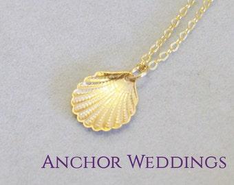 Scallop Shell Jewelry, Scallop Shell Bracelet, Seashell Bracelet, Beach Jewelry, Beach Bracelet, Seashell Jewelry, Sea Shell Bracelet PB216
