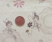 Tinker Bell Peter Pan Fabric