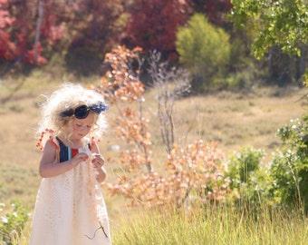 Bohemian Girls Dress-Photo Prop-The Norah Dress