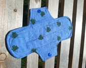 Eco Friendly Cloth pads - light to med. flow and med. to heavy flow