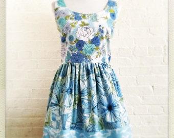 Spring belle { bonny blu}