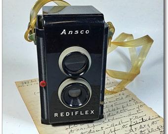 Vintage Ansco Rediflex Camera
