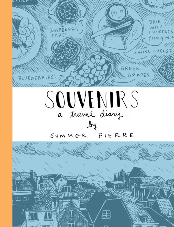 Souvenirs: A Travel Diary